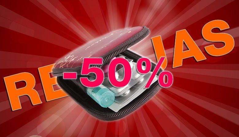 Pilbox Pocket es a -50%